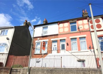 Thumbnail 3 bed end terrace house for sale in Upper Luton Road, Chatham, Medway