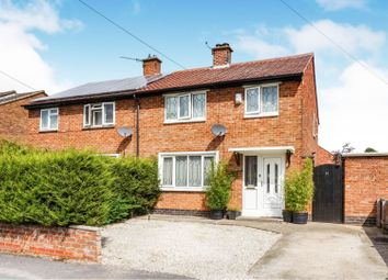 3 bed semi-detached house for sale in Thoresby Road, York YO24