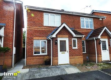 Thumbnail 2 bed semi-detached house to rent in Templewaters, Kingswood, Hull