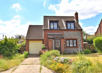 Thumbnail 3 bed detached house for sale in Top Common, East Runton, Cromer
