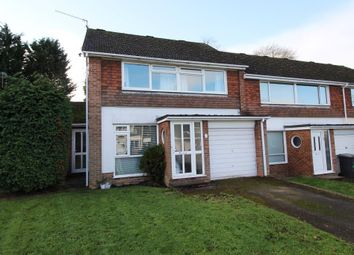 Thumbnail 3 bed end terrace house for sale in Curlew Drive, Tilehurst, Reading