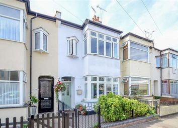 Thumbnail 4 bed terraced house for sale in Canonsleigh Crescent, Leigh-On-Sea, Essex