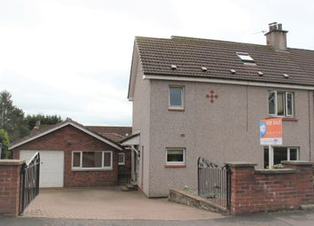 Thumbnail 4 bed end terrace house for sale in Arden Grove, Kilsyth