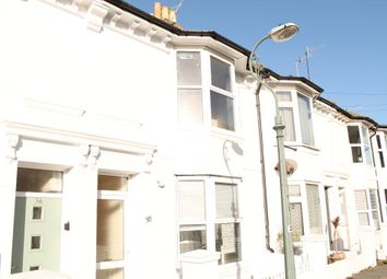 Thumbnail 3 bed terraced house to rent in Belfast Street, Hove, East Sussex