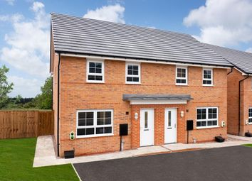 """Thumbnail 3 bedroom semi-detached house for sale in """"Maidstone"""" at Bradford Road, East Ardsley, Wakefield"""