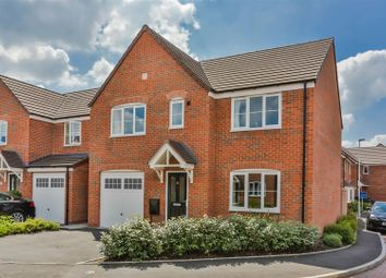 Thumbnail 4 bed detached house for sale in Abbey Manor Park, The Squires, Evesham