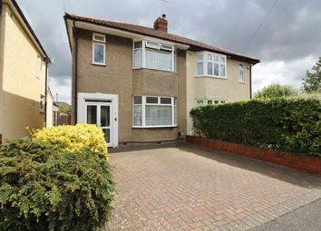 3 bed semi-detached house for sale in Broadoak Walk, Bristol BS16