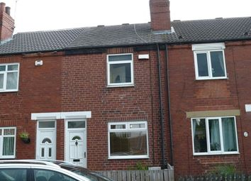 Thumbnail 3 bed terraced house to rent in Longacre, Castleford