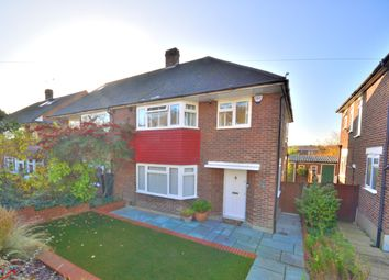 3 bed semi-detached house for sale in Abbotshall Avenue, London N14