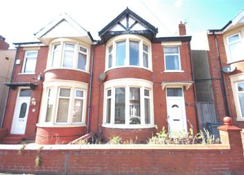 3 bed semi-detached house for sale in Rose Avenue, Blackpool, Lancashire FY1