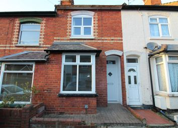 Thumbnail 2 bed terraced house to rent in Clarendon Road, Earley, Reading