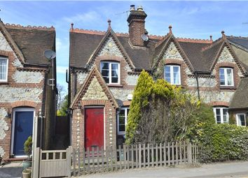 Thumbnail 2 bed semi-detached house for sale in High Street, Nutfield, Redhill