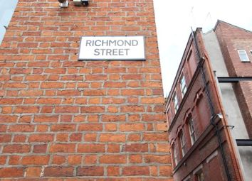 Thumbnail Studio to rent in Richmond Street, Manchester