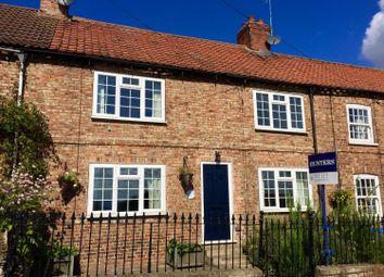 Thumbnail 4 bed terraced house to rent in Brandsby Street, Crayke, York