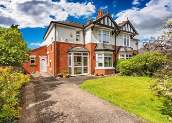Thumbnail 4 bed semi-detached house for sale in Crescent Road, Wellington, Telford, Shropshire