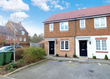 2 bed terraced house for sale in Columbus Drive, Sarisbury Green, Southampton SO31