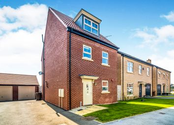 Thumbnail 4 bed detached house for sale in Melhaven Way, Wickersley, Rotherham