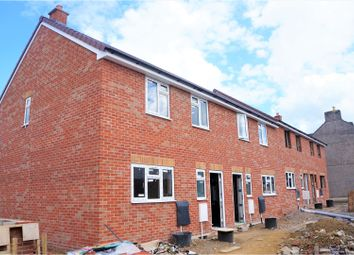 Thumbnail 3 bed end terrace house for sale in Caulfield Road, Swindon