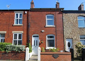 Thumbnail 2 bed terraced house for sale in Robert Street, Prestwich, Manchester
