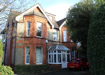 Thumbnail 1 bedroom flat for sale in Wellington Road, Bournemouth, Dorset
