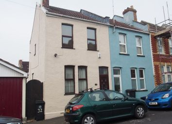 Thumbnail 3 bedroom terraced house for sale in Bowden Road, Whitehall, Bristol