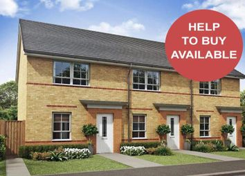 "Thumbnail 2 bed semi-detached house for sale in ""Kenley"" at Barmston Road, Washington"