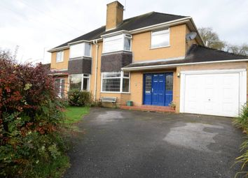 Thumbnail 3 bed semi-detached house for sale in Swanton Place, Stoke-On-Trent, Staffordshire