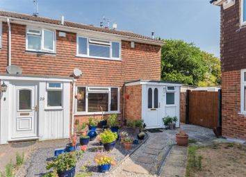 Thumbnail 3 bed end terrace house for sale in Boarlands Close, Cippenham, Slough