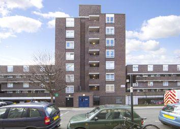 Thumbnail 4 bedroom flat to rent in Oakshott Court, Polygon Road, London