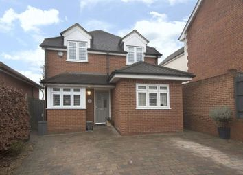 Thumbnail 4 bed detached house for sale in Coppice Row, Theydon Bois, Epping