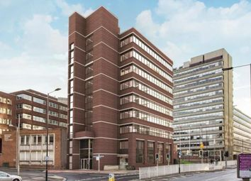 Thumbnail 1 bed flat for sale in Holman House, 125 Queen Street, Sheffield