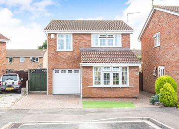 Thumbnail 4 bedroom detached house for sale in Newport Close, Clevedon