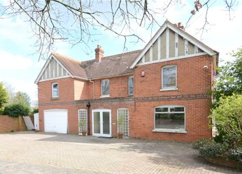Thumbnail 5 bedroom detached house for sale in Reading Road, Burghfield Common, Reading