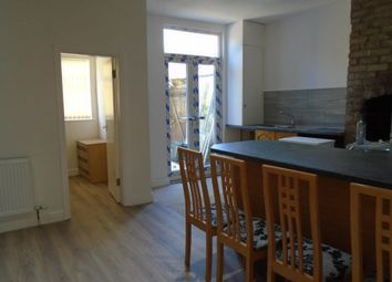 Thumbnail 5 bed end terrace house to rent in Carlton Avenue, Rusholme, Manchester