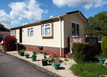 Thumbnail 1 bed mobile/park home for sale in Mill Gardens, Blackpill, Swansea