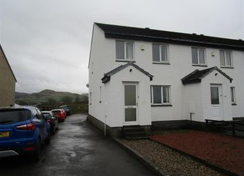 Thumbnail 3 bedroom link-detached house to rent in Asby Road, Asby, Workington, Cumbria