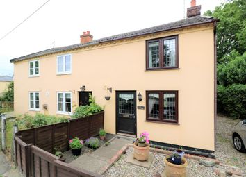 Thumbnail 2 bed cottage for sale in High Road, Swilland, Ipswich