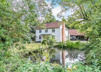 Thumbnail 4 bed detached house for sale in Wickham St. Paul, Halstead, Essex