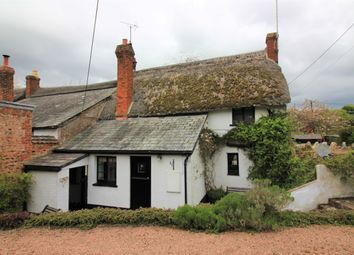Thumbnail 3 bedroom cottage for sale in The Green, Otterton, Budleigh Salterton