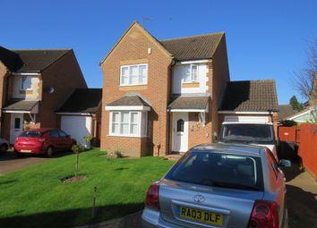Thumbnail 3 bed detached house for sale in Copse Close, Cippenham, Slough