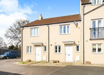 Thumbnail 2 bed terraced house for sale in Morse Road, Norton Fitzwarren, Taunton