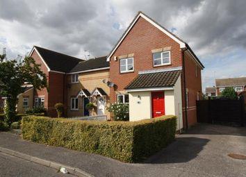 Thumbnail 3 bed property for sale in Poulton Close, Maldon