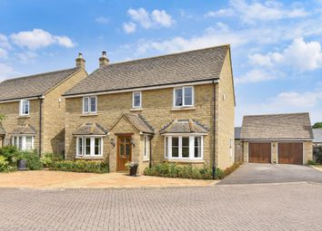 Thumbnail 4 bedroom detached house for sale in Willows Lodge, Stratton Audley