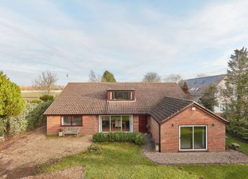 Thumbnail 5 bed detached house for sale in Hauxton Road, Little Shelford, Cambridge