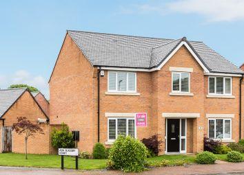 Thumbnail 4 bedroom detached house for sale in Maggie Barker Avenue, Crossgates, Leeds