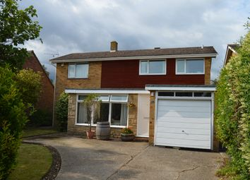Thumbnail 3 bed detached house for sale in Langbrook Close, Havant