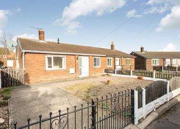 Thumbnail 2 bed bungalow to rent in Stacey Crescent, Grimethorpe, Barnsley