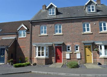 Thumbnail 4 bed terraced house for sale in Acorn Gardens, Burghfield Common, Reading