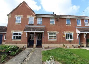 Thumbnail 2 bed terraced house for sale in Mulberry Gardens, Great Blakenham, Ipswich