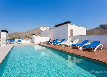 Thumbnail 3 bed apartment for sale in Puerto Pollensa, Mallorca, Illes Balears, Spain